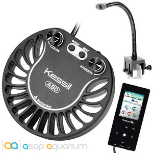 Kessil A80 Tuna Sun & Mini Gooseneck & Spectral Controller X Bundle Freshwater