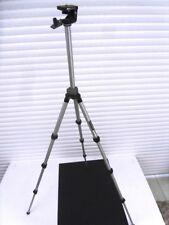 PIED TÉLESCOPIQUE D'APPAREIL PHOTO - H :1,25 m maxi - marque SLIK 500G - AN 2000