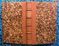 1858 MERIMEE CHRONIQUES REGNE CHARLES IX LIVRE CHARPENTIER BOOK LITTERATURE