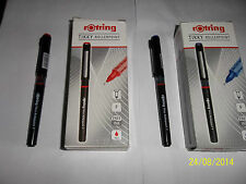 ROTRING Tikky Rollerpoint Pen FINE, RED