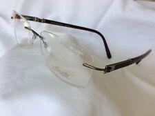 Silhouette M 7648  unisex  Rimless Glasses
