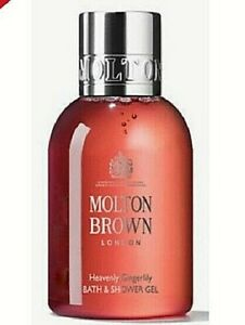 Molton Brown Heavenlily Gingerlily bath and shower gel 50 ml Travel size
