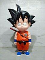 Kid Goku life size statue custom dragon ball Z 109 cms finet sculpture arts