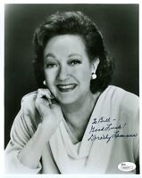 Dorothy Lamour Jsa Authenticated Signed 8x10 Photo Autograph