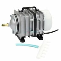 AQUANEAT® Commercial Air Pump w/ valve Hydroponics Fish Pond Tank Aquaponics