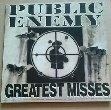 Public Enemy - Greatest Misses - 1992 Vinyl Double LP