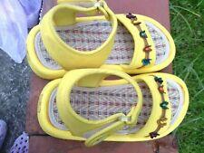 Sandali bambini Chicco -  Gialli tg.32