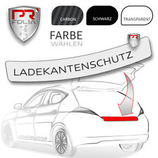 Passend f. Nissan Leaf ( ZE1 ) Ladekantenschutz Folie Autofolie Lackschutz