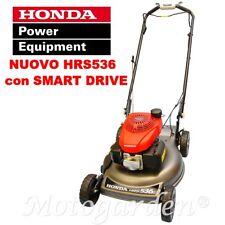 Rasaerba Mulching e Scarico laterale HONDA HRS536 C5 VKEH - Trazione Smart Drive