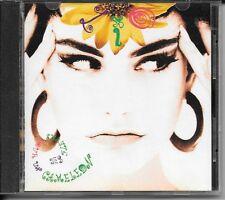 CD ALBUM 9 TITRES--LIO--DES FLEURS POUR UN CAMELEON--1991
