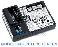 Multiplex MULTIGyro G3 (3-Achs Flächenkreisel) - 75505