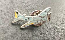 B-17 Metal Pin Lapel Badge Yellow Tip 390th Bomb Group