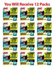 36x JVC DVD+R DL Blank Recordable Camcorder Mini CD Disc 55min 2.6GB (3pk x 12)