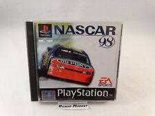 NASCAR 98 1998 SONY PLAYSTATION 1 2 3 ONE PS1 PS2 PS3 PSX PAL ITALIANO COMPLETO