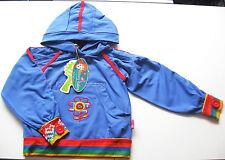 Sweat Shirt Gr.104 Dutch Bakery NEU Kapuze blau Hoodie Schwäne Herzen kinder