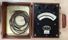 Antique Weston D-C Ammeter Model 315