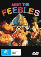 MEET THE FEEBLES -PETER JACKSON CLASSIC BLACKCOMEDY-NEW