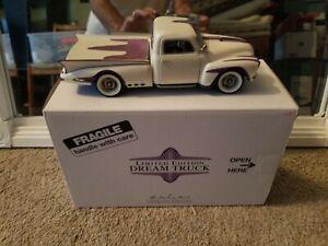 "Danbury mint diecast cars 1/24 scale 1950 Chevrolet ""Dream Truck"" So rare!"