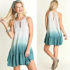 UMGEE Dip Dye Dress - Small