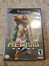 Gamecube Metroid Prime complete and Meteoid Prime 2 disc only.  Excellent cond.