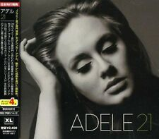ADELE, 21 (CD) Free Shipping with Tracking number New from Japan