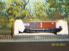 MICRO-TRAINS N SCALE #45190 50ft FLATCAR w/ SIDE MNT BRAKE WHEEL U.S. AIR FORCE