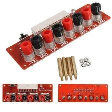 24 Pins Benchtop ATX Power Board Computer Power Supply Adapter Connector Socket