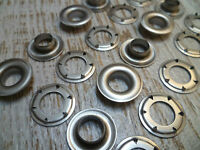 SP4 Eyelets - 316 Stainless Steel - 20 Pack - Marine - Tent, Boat & Tarp Covers