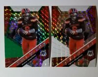 2020 Mosaic Football BAKER MAYFIELD Green and white Will To Win Mosaic Lot
