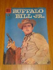 FOUR COLOUR #856 VG (4.0) BUFFALO BILL JR 1957 DELL WESTERN COMIC C