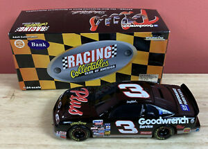 RCCA Goodwrench Plus Dale Earnhardt #3 Monte Carlo Stock Car 1/10,000 1:24 Scale