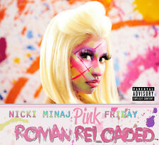 Pink Friday-Roman Reloaded - Nicki Minaj (2012, CD NIEUW) Explicit Version