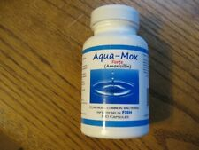 FISH Aqua-Mox Forte 100 capules 500mg Fish Bacterial Control