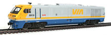 Gauge H0 - Diesel locomotive Bombardier VIA with Sound 200058 NEU