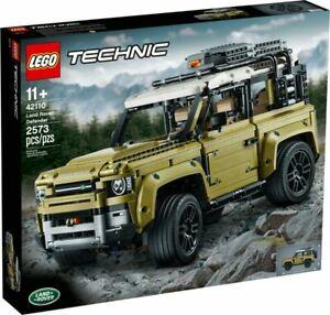 Lego Technic Land Rover Defender 42110 Geländewagen Neu , Original sealed