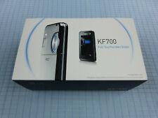 LG KF700 Bright Silver! NEU & OVP! Ohne Simlock! Unbenutzt! RAR! Imei gleich!