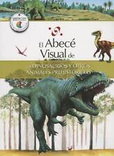 El abecé visual de los dinosaurios y otros animales prehistóricos (Colección