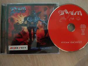 DIO Angry Machines, CD /2006/10 Songs/Black Sabbath