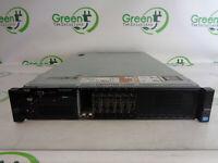 Dell PowerEdge R820 8-Bay SFF Barebones Chassis w/ 2x 1100W PSU No Motherboard