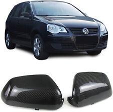 Echt Carbon Spiegelkappen zum Austausch für VW Polo 9N3 Skoda Octavia 2