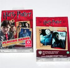 HARRY POTTER DEATHLY HALLOW Fantasy Movie SINGLE DECK PLAYING CARDS Sealed New