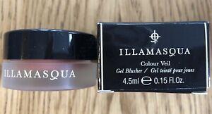 Illamasqua Colour Veil Gel Blusher in Enamour 4.5ml. New in box. Vegan.