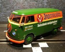 1/32 Slotcar Scalextric Volkswagen VW Bus Bulli T1b Jägermeister C3938