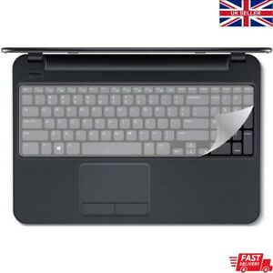 """Keyboard Protector Cover Silicone LARGE For laptop 15"""" PLUS with NUMERIC KEYPAD"""