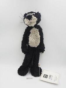 "Pink Panther Black B0104 Universal Studio Japan Plush 9"" TAG Stuffed Toy Doll"