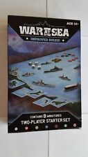 AXIS & ALLIES WAR AT SEA STARTER SET x1