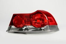 Volvo C70 06-09 Clear Red Rear Tail Light Lamp Right Driver Off Side OEM
