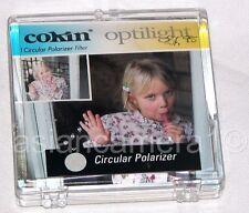 55mm Genuine Cokin Circular Polarizer Lens Filter OEM CPL Polarizing 55 mm