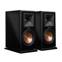 Klipsch Reference Premiere Ebony Monitor Speakers PAIR - RP-150M Ebony B Stock