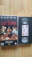 The Last Supper (VHS 2003) video. Brand new. Still sealed.